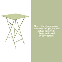 Bistro Tall Table - Willow Green