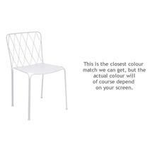 Kintbury Dining Chair - Cotton White