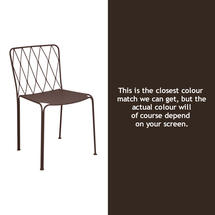 Kintbury Dining Chair - Russet