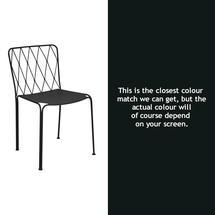 Kintbury Dining Chair - Liquorice