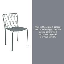 Kintbury Dining Chair - Storm Grey