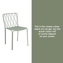 Kintbury Dining Chair - Cactus