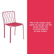 Kintbury Dining Chair - Pink Praline