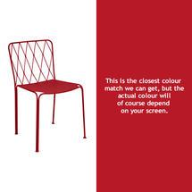 Kintbury Dining Chair - Poppy