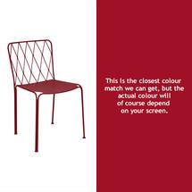 Kintbury Dining Chair - Chilli