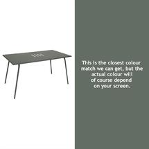 Monceau 146 x 80cm Table - Rosemary