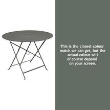 Floreal 96cm Round Table - Rosemary