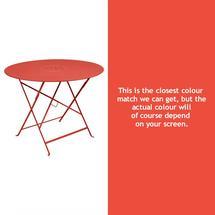 Floreal 96cm Round Table - Capucine