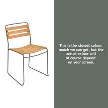 Surprising Teak Chair - Rosemary