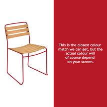 Surprising Teak Chair - Poppy