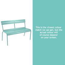 Luxembourg Bench - Lagoon Blue