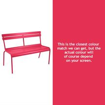 Luxembourg Bench - Pink Praline