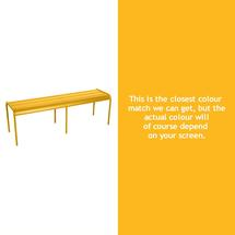 Luxembourg Backless Bench - Honey