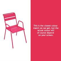 Monceau Armchair - Pink Praline