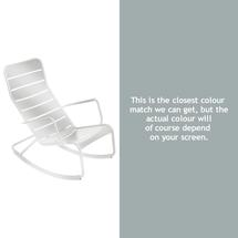 Luxembourg Rocking Chair - Steel Grey