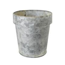 Zinc Flower Pot - Small