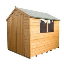 8x6 Double Door Storage Shed