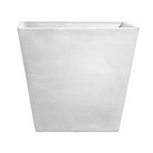 Eco Planter - White-grey Tapered Square 50cm
