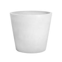 Eco Planter - White-grey Conical 50cm