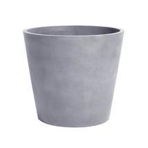 Eco Planter - Concrete Grey Conical 50cm