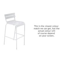 Luxembourg High Chair - Cotton White