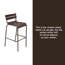 Luxembourg High Chair - Russet