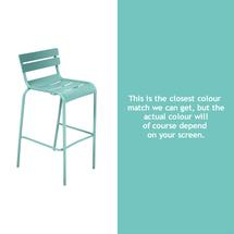 Luxembourg High Chair - Lagoon Blue