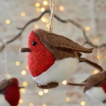 Hanging Robins