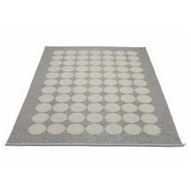 Hugo - Warm Grey/Granit Metallic - 180 x 260