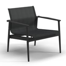 180 Stacking Lounge Chair - Meteor / Anthracite Sling
