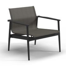180 Stacking Lounge Chair - Meteor / Granite Sling