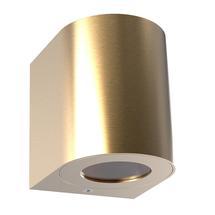 Canto 2 Wall Light - Brass