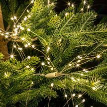 Starburst Sparkler 1000 LED String Lights - Large