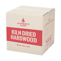 Kiln Dried Wood for Ember Pizza Oven