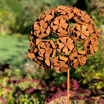 Rusted Lace Flower