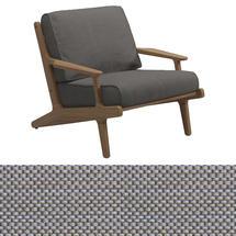 Bay Lounge Chair - Granite Sling/Granite