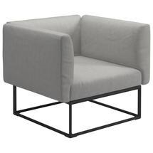 Maya Lounge Chair 97x86 Meteor - Seagull