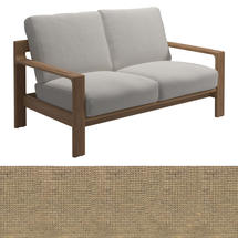 Loop 2-Seater Sofa Pebble Strap - Blend Linen