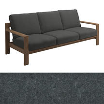 Loop 3-Seater Sofa Charcoal Strap - Blend Coal