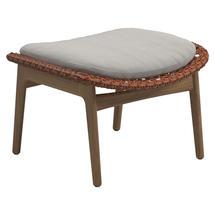 Kay Ottoman Copper Weave- Blend linen