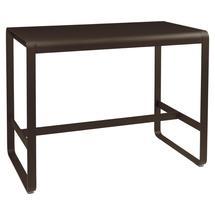 Bellevie High Table 140 x 80cm - Russet