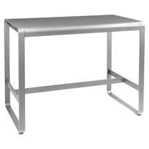 Bellevie High Table 140 x 80cm - Steel Grey