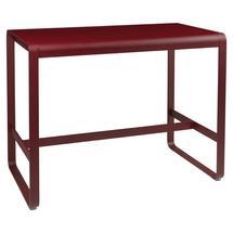 Bellevie High Table 140 x 80cm - Chilli