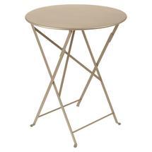 Bistro+ 60cm Round Table  - Nutmeg