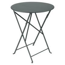 Bistro+ 60cm Round Table  - Storm Grey
