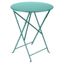 Bistro+ 60cm Round Table  - Lagoon Blue