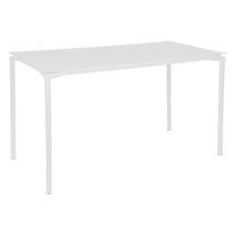 Calvi High Table 160 x 80cm- Cotton White