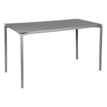 Calvi High Table 160 x 80cm- Steel Grey