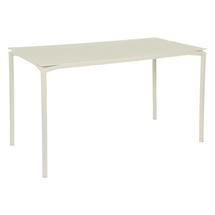 Calvi High Table 160 x 80cm- Clay Grey