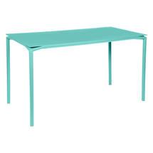 Calvi High Table 160 x 80cm- Lagoon Blue